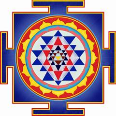 Shree Yantra Mandala